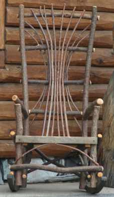 Bent Willow Furniture Treasured Timbers